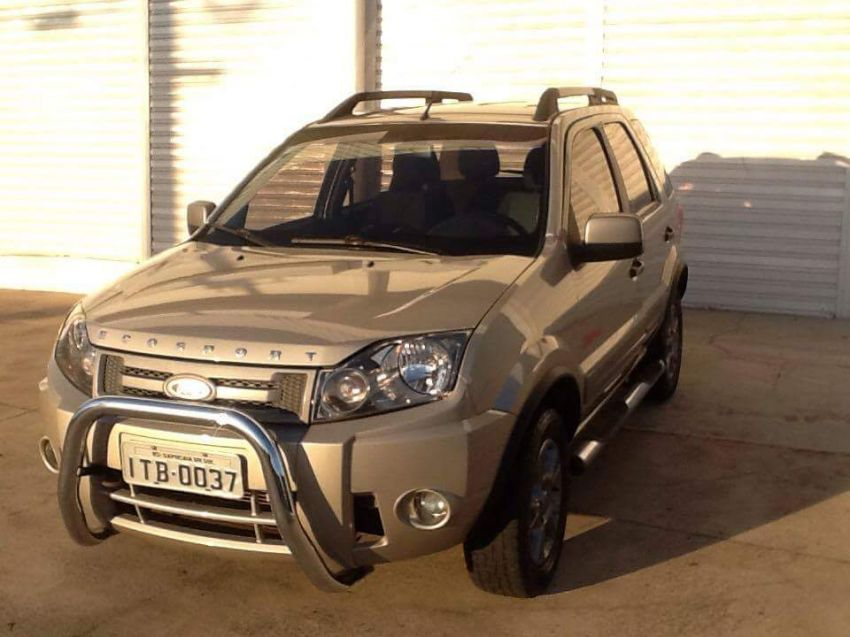 Ford Ecosport Freestyle 1.6 16V (Flex) - Foto #10