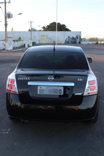 Nissan Sentra 2.0 16V (flex) (aut) - Foto #1