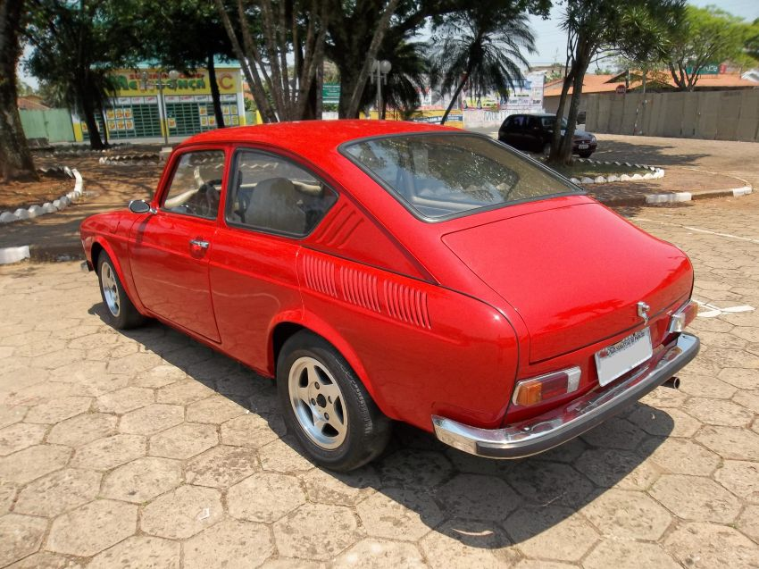 Volkswagen TL 1600 - Foto #3