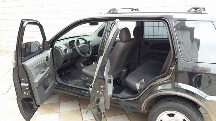 Ford Ecosport XLS 1.6 (Flex) - Foto #9