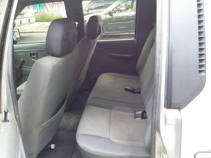 Mitsubishi L 200 GLS 4x4 2.5 Turbo (cab. dupla) - Foto #1