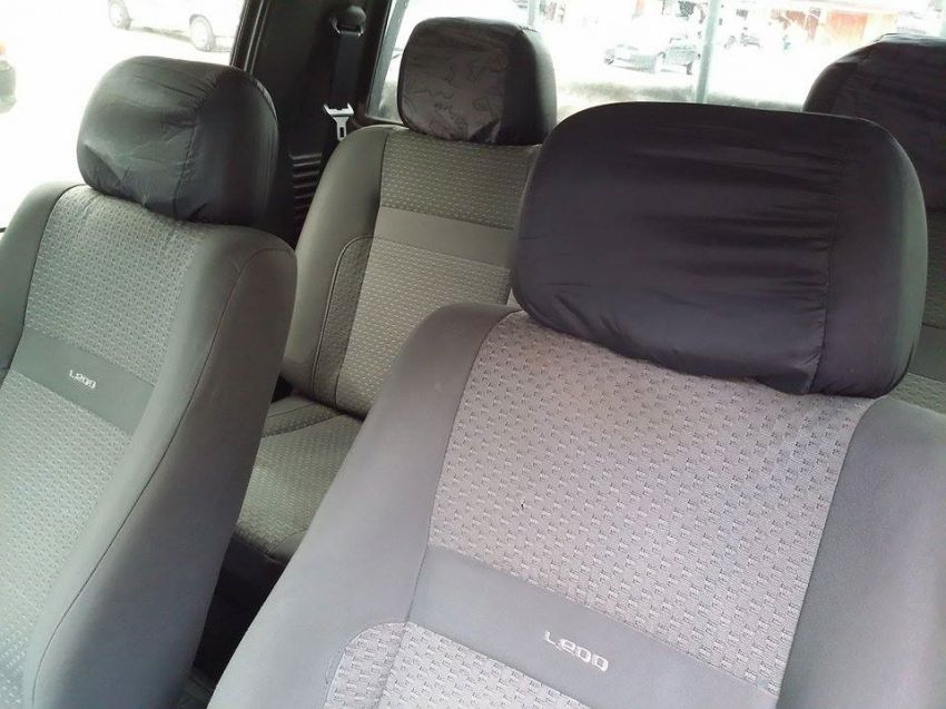 Mitsubishi L 200 GLS 4x4 2.5 Turbo (cab. dupla) - Foto #2