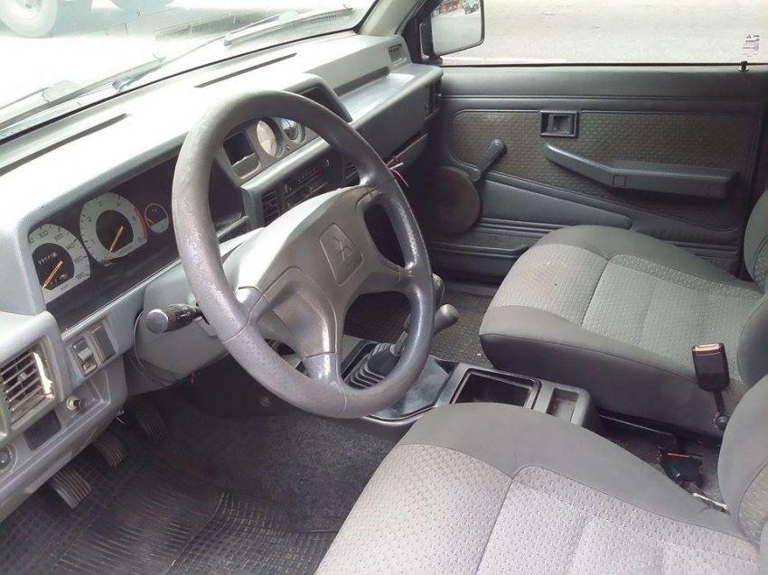 Mitsubishi L 200 GLS 4x4 2.5 Turbo (cab. dupla) - Foto #3