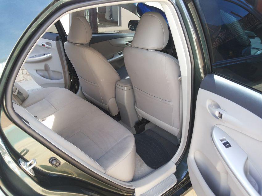 Toyota Corolla Sedan 1.8 Dual VVT-i GLI (aut) (flex) - Foto #8