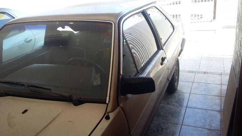 Volkswagen Santana CD 1.8 - Foto #1
