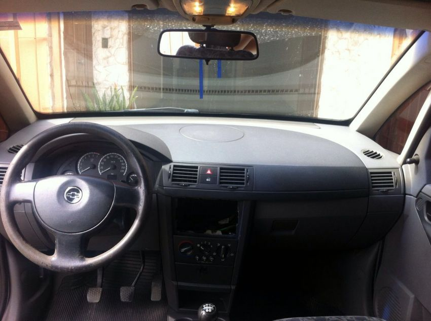 Chevrolet Meriva 1.8 16V - Foto #4