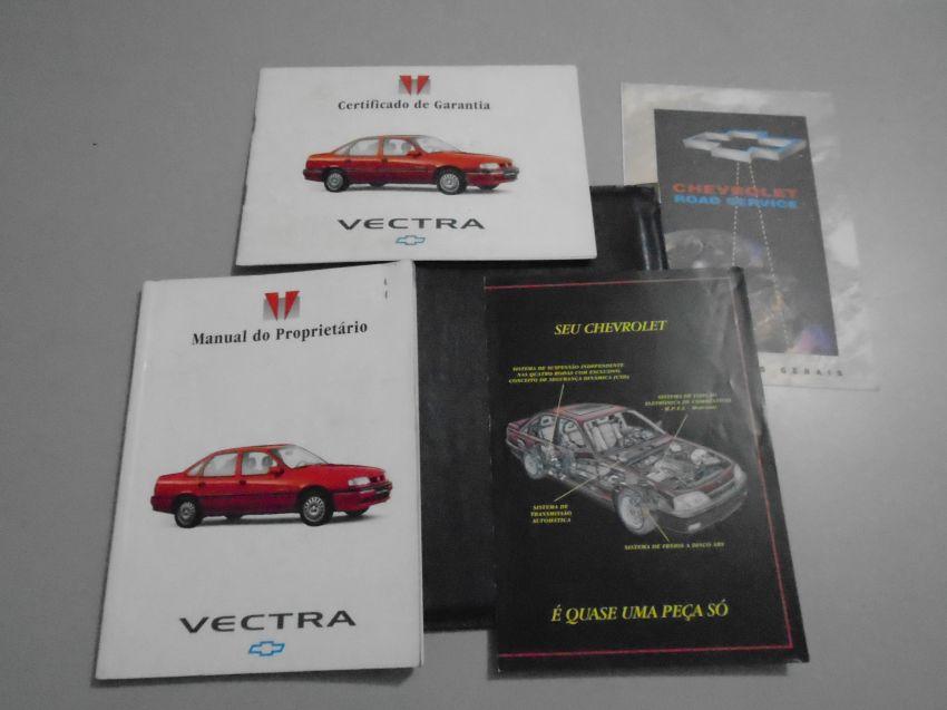 Chevrolet Vectra CD 2.0 8V - Foto #7
