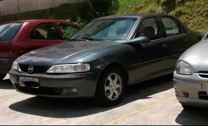 Chevrolet Vectra GL 2.0 MPFi - Foto #3