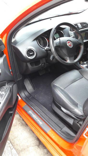 Fiat Bravo Sporting Dualogic 1.8 16V (Flex) - Foto #10
