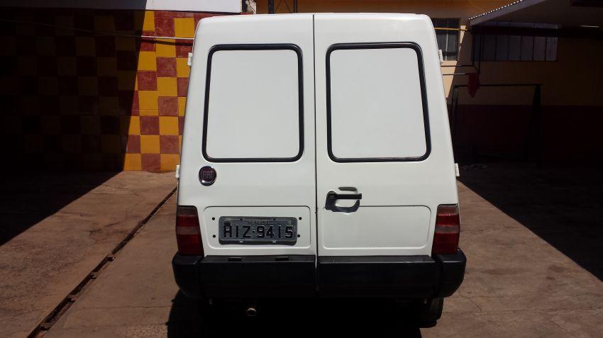Fiat Fiorino Furgão 1.3 (Flex) - Foto #3