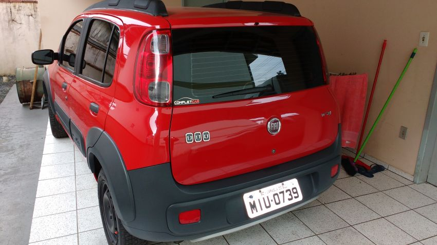 Fiat Uno Way 1.0 (Flex) 4p - Foto #1