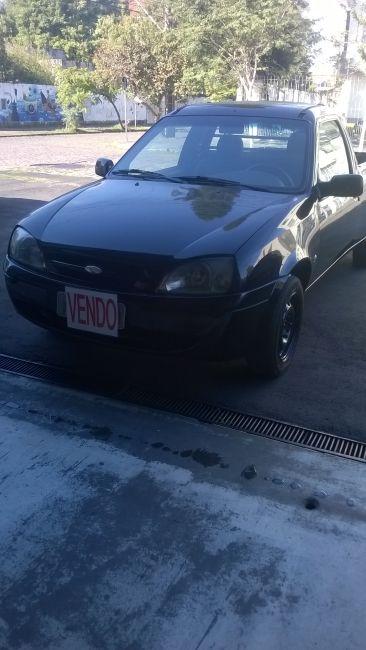 Ford Courier L 1.6 (Flex) - Foto #3