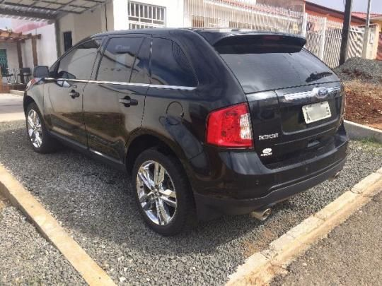 Ford Edge 3.5 V6 Limited 4WD - Foto #5