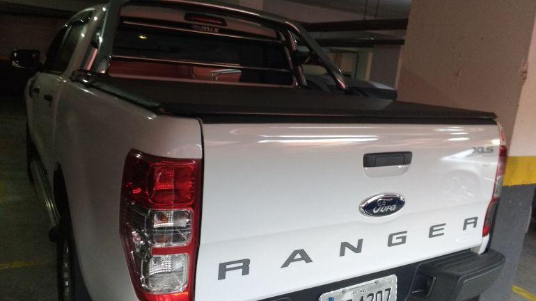 Ford Ranger 2.5 XLS CD (Flex) - Foto #4