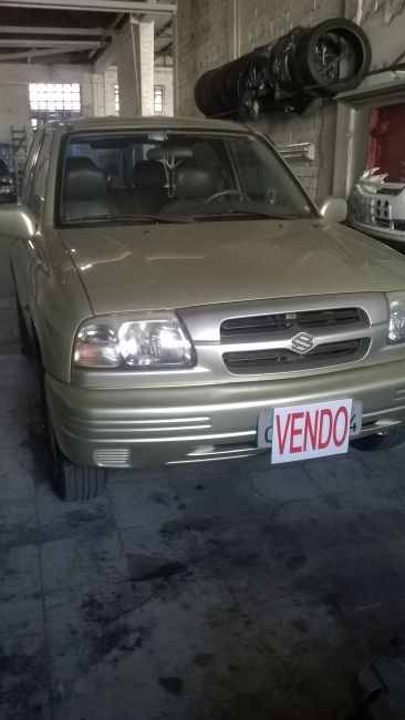 Suzuki Grand Vitara 4x4 1.6 16V - Foto #5