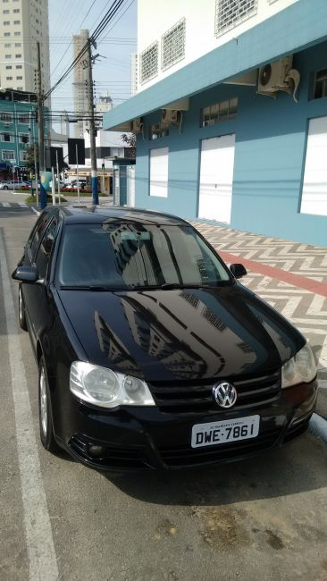 Volkswagen Golf Sportline 1.6 (Flex) - Foto #2