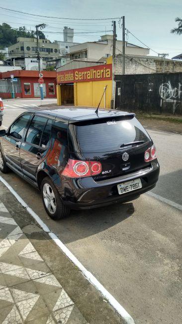 Volkswagen Golf Sportline 1.6 (Flex) - Foto #3