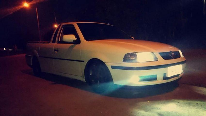 Volkswagen Saveiro 1.8 MI G3 - Foto #2