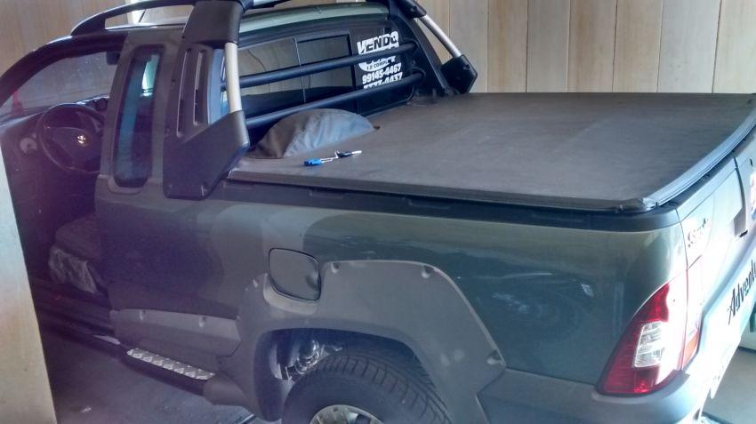 Fiat Strada Adventure Locker 1.8 16V E.TorQ (Cab Estendida) - Foto #8