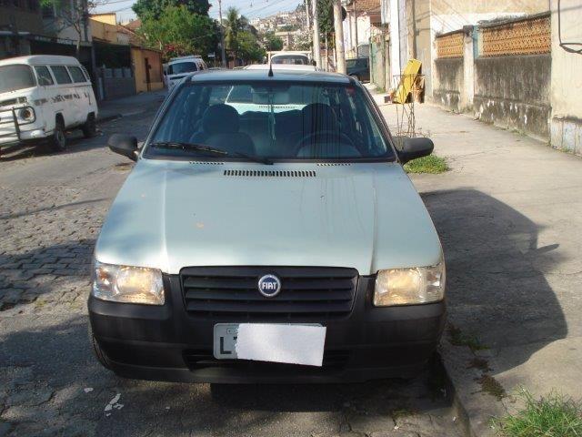 Fiat Uno Mille 1.0 IE - Foto #1