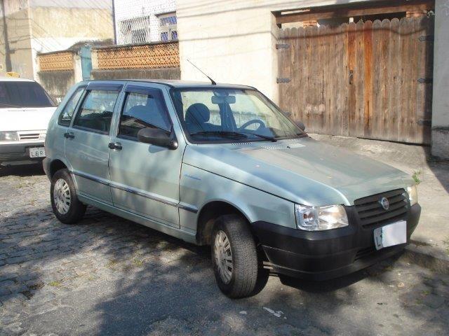 Fiat Uno Mille 1.0 IE - Foto #2