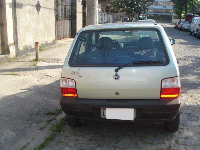Fiat Uno Mille 1.0 IE - Foto #3