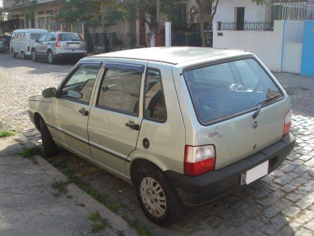 Fiat Uno Mille 1.0 IE - Foto #4