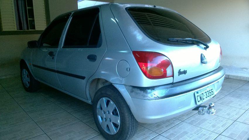 Ford Fiesta Hatch GL 1.0 MPi 4p - Foto #3