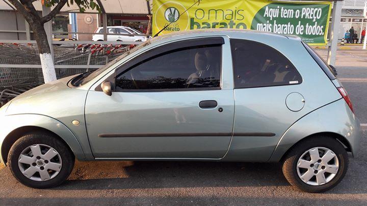 Ford Ka GL 1.0 L - Foto #7
