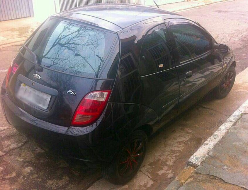 Ford Ka 1.0 MPi - Foto #1