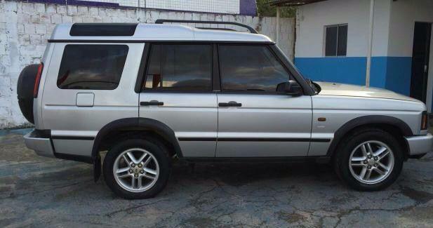 Land Rover Discovery 4x4 ES 4.0 V8 - Foto #4
