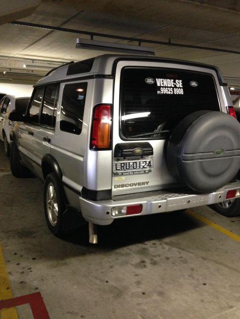 Land Rover Discovery 4x4 ES 4.0 V8 - Foto #9