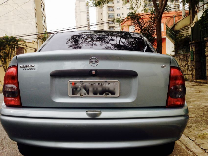 Chevrolet Corsa Sedan GLS 1.6 MPFi - Foto #4