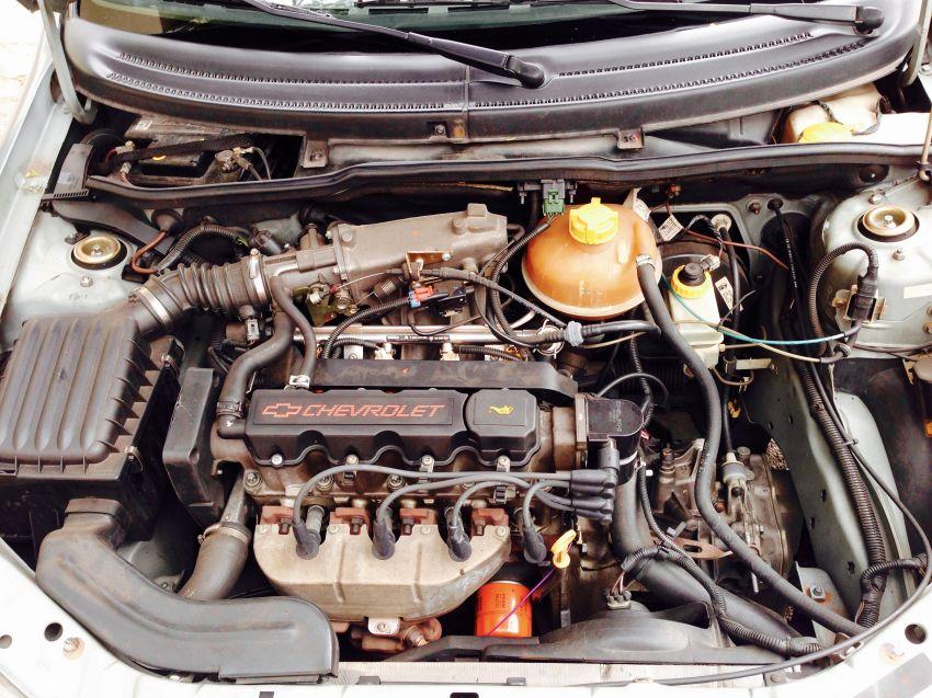 Chevrolet Corsa Sedan GLS 1.6 MPFi - Foto #9