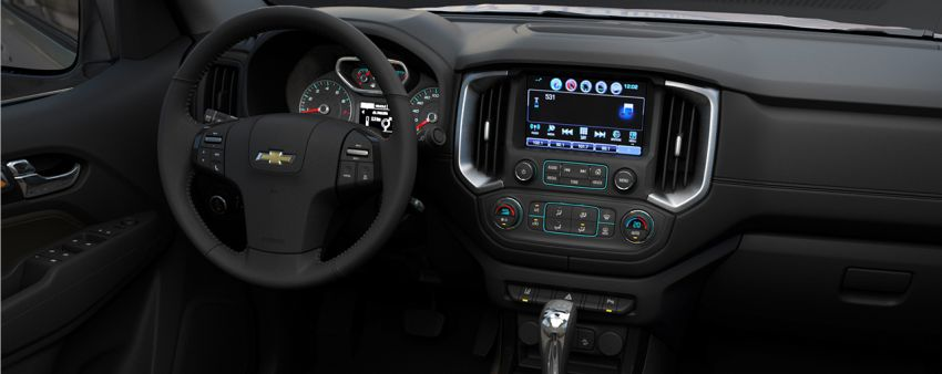 Chevrolet S10 2.8 CTDi High Country 4WD - Foto #2