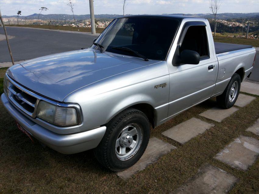 Ford Ranger XL 4x2 4.0 V6 (Cab Simples) - Foto #1
