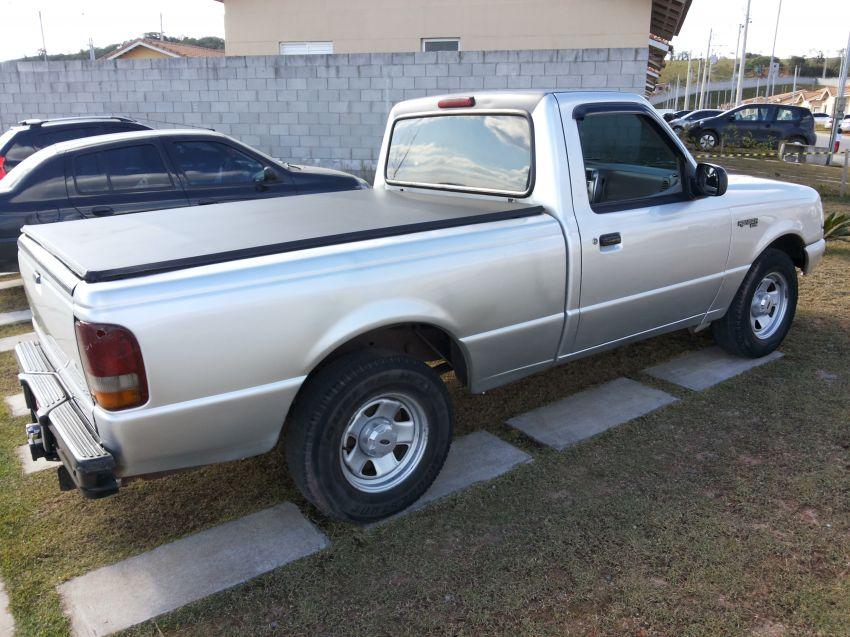 Ford Ranger XL 4x2 4.0 V6 (Cab Simples) - Foto #6