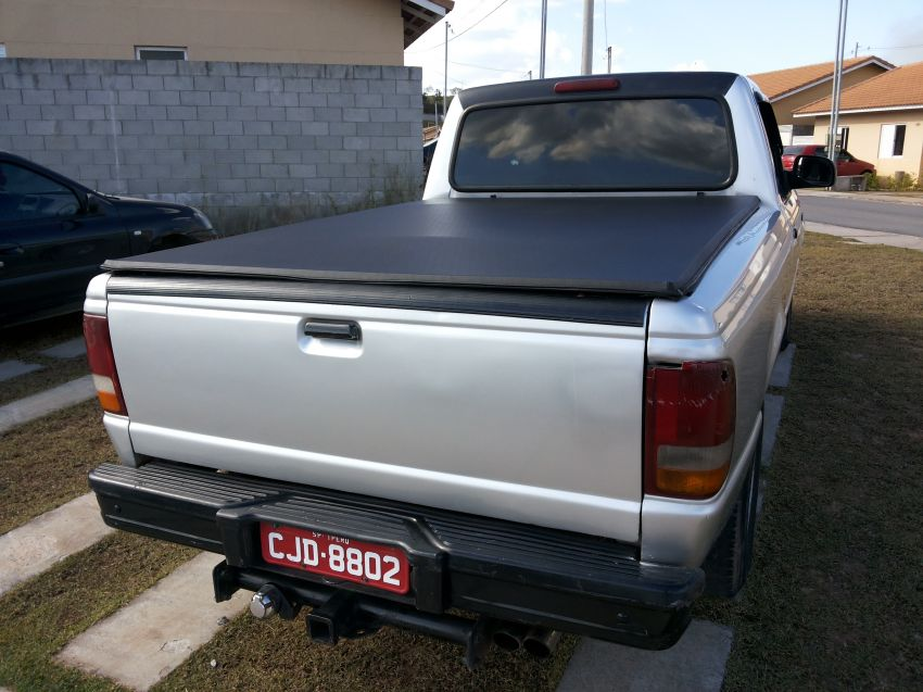 Ford Ranger XL 4x2 4.0 V6 (Cab Simples) - Foto #7
