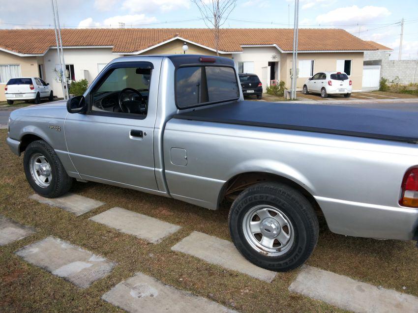 Ford Ranger XL 4x2 4.0 V6 (Cab Simples) - Foto #8
