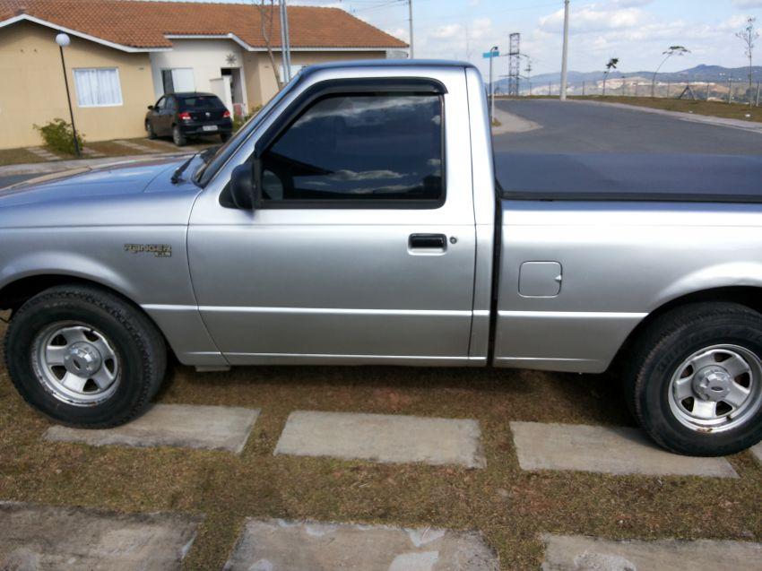 Ford Ranger XL 4x2 4.0 V6 (Cab Simples) - Foto #10