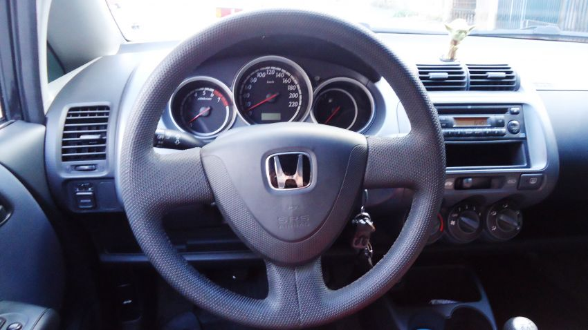 Honda Fit LXL 1.4 - Foto #7
