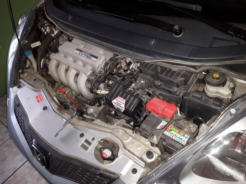 Honda Fit EX 1.5 16V (flex) - Foto #9