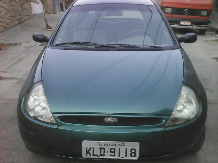 Ford Ka GL Tecno 1.0 MPi - Foto #1