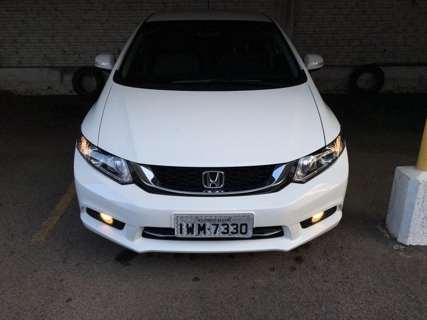 Honda Civic LXR 2.0 i-VTEC (Flex) (Aut) - Foto #1