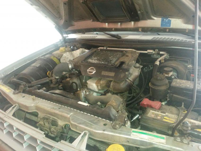 Nissan X-Terra SE 4x4 2.8 - Foto #3