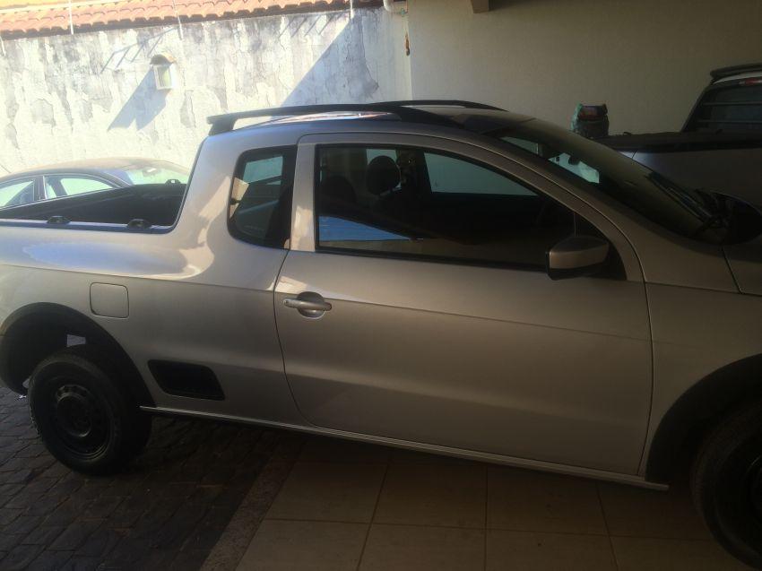 Volkswagen Saveiro 1.6 Trendline (cab. estendida) - Foto #2