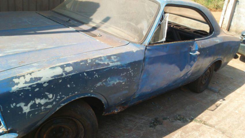 Chevrolet Opala Coupe L 2.5 - Foto #1