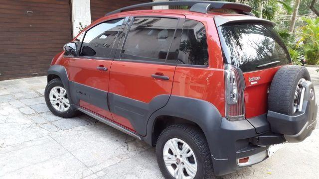 Fiat Idea Adventure 1.8 16V E.TorQ - Foto #1