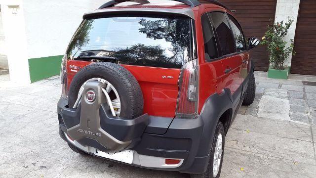Fiat Idea Adventure 1.8 16V E.TorQ - Foto #2