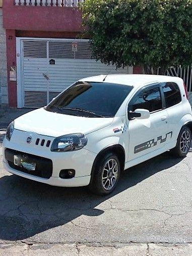 Fiat Uno Sporting 1.4 8V (Flex) 2p - Foto #1